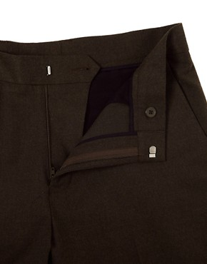 Image 3 ofASOS Slim Fit Smart Trousers
