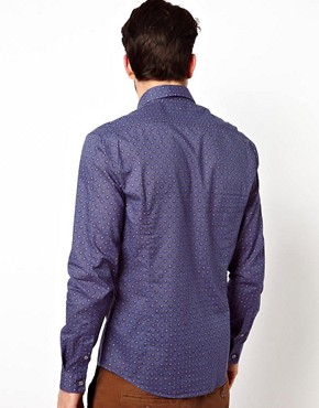 Image 2 ofDrykorn Shirt with Geometric Print