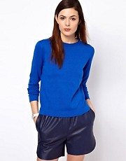 BZR Cotton Simple Sweater