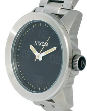 Image 4 ofNixon Corporal SS Watch Grand Pix