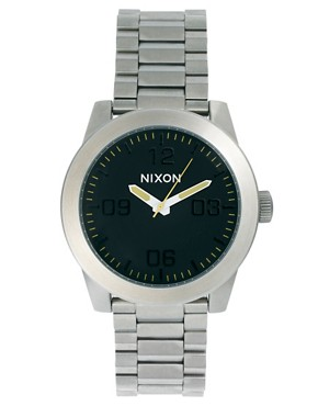 Image 1 ofNixon Corporal SS Watch Grand Pix