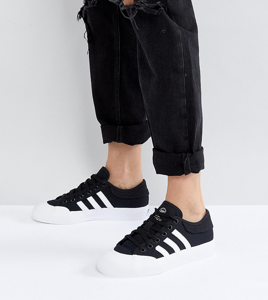 Кроссовки adidas Skateboarding Matchcourt - Черный