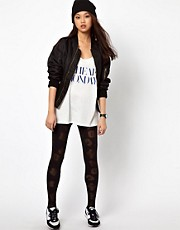 Cheap Monday Letter Leggings