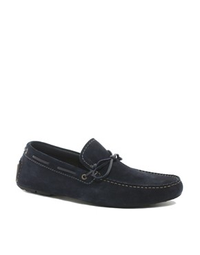 Image 1 ofBOSS Black Reallo Loafers