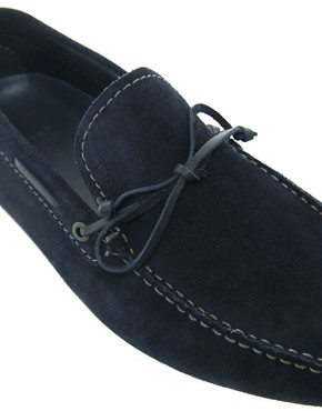 Image 2 ofBOSS Black Reallo Loafers