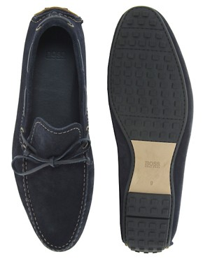 Image 3 ofBOSS Black Reallo Loafers