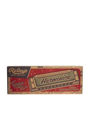 Ridley's House Of Novelty Harmonica