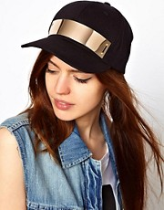 ASOS Front Plate Cap