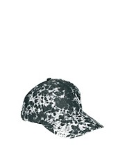 ASOS Baseball Cap with Tie Dye