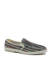 Rivieras Lord Eyeish Slip-Ons