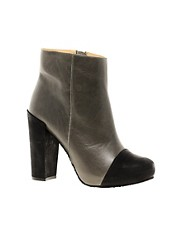 D.Co Copenhagen Polinatur Two Tone Ankle Boot
