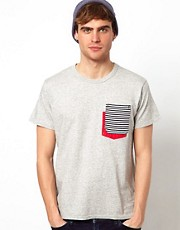Izzue T-Shirt With Pocket