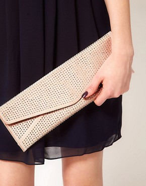 Image 3 ofTed Baker Astaire Diamante Clutch