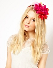 Johnny Loves Rosie Statement Multi Floral Headband