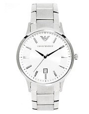 Emporio Armani Watch AR2430 Steel Strap