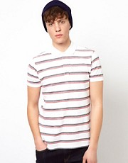Ben Sherman Polo with Stripe