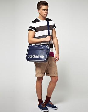 Image 3 ofAdidas Originals Airline Messenger Bag