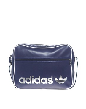 Image 1 ofAdidas Originals Airline Messenger Bag