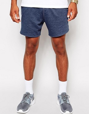 ASOS Jersey Shorts In Shorter Length