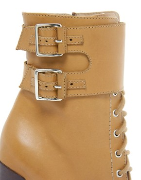 Image 2 of ASOS APPEAL Ankle Boots