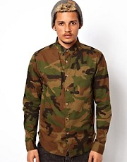 10 Deep Jacket Edens Garden Camo Quilted