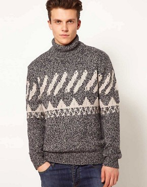 Image 1 ofFrench Connection Jumper Roll Neck