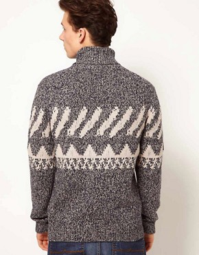 Image 2 ofFrench Connection Jumper Roll Neck