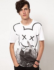 BePriv RR Face T-Shirt Exclusive To ASOS UK
