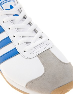 Image 2 of Adidas Originals Country II Trainers