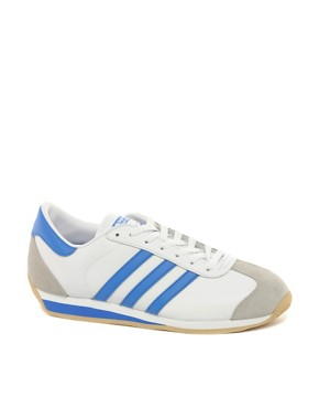 Image 1 of Adidas Originals Country II Trainers