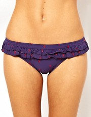 Seafolly Ahoy Frilled Hipster Bikini Pant