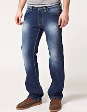 Diesel - Larkee 8B9 - Jeans dritti