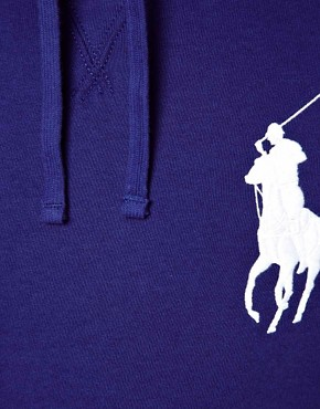 Image 3 ofPolo Ralph Lauren Hoodie With Big Polo Player