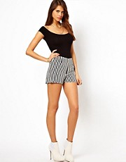 Rare Stripe Shorts
