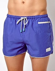 Oiler & Boiler East Hampton Retro Swim Shorts