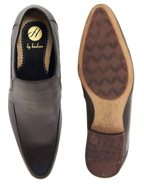 Image 3 ofH By Hudson Kane Loafer Shoes