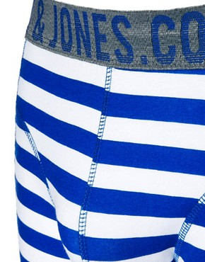 Image 3 ofJack &amp; Jones Bayou 4 Pack Trunks