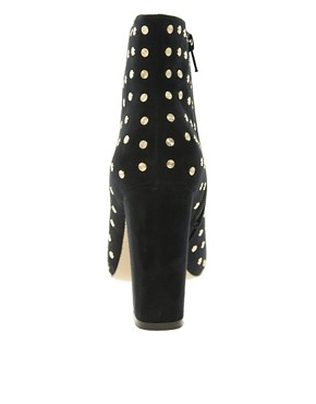 Image 2 ofASOS APOLLO Studded Ankle Boots