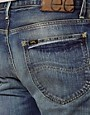 Image 3 ofLee 101 Z Jeans Regular Fit Kaihara Blue Selvage