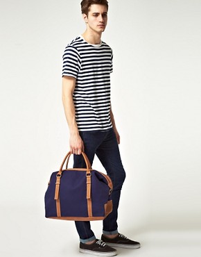 Image 3 ofRiver Island Canvas Holdall