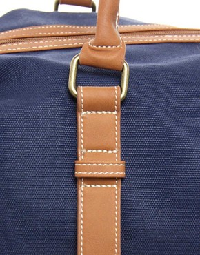 Image 4 ofRiver Island Canvas Holdall