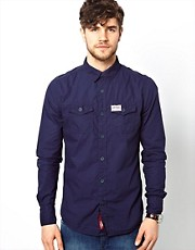 Superdry Long Sleeve Shirt
