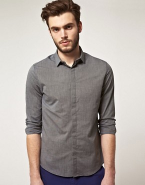 Image 1 ofASOS Slim Fit Shirt