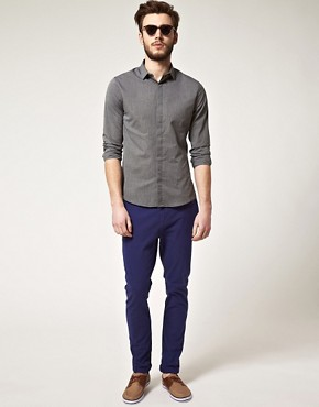Image 4 ofASOS Slim Fit Shirt