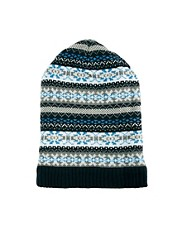 Peter Werth Fairisle Beanie