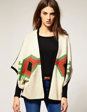 Image 1 ofWarehouse Aztec Cardigan