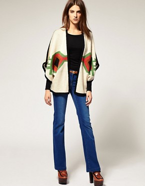 Image 4 ofWarehouse Aztec Cardigan