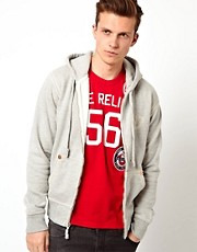 True Religion Logo Hoodie