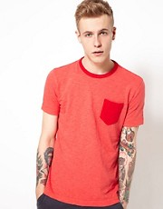 YMC T-Shirt With One Pocket