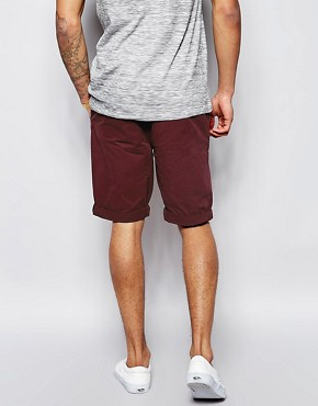 Image 2 ofASOS Chino Shorts In Longer Length